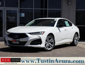 2021 ACURA TLX TECH w/Technology Package