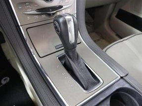 2011 Lincoln MKX Navigation