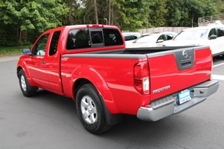 Used 2011 Nissan Frontier in ,