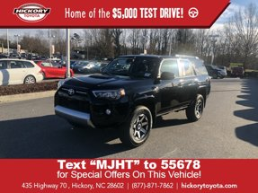 2020 Toyota 4Runner TRD Off Road Premium