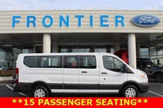 2017 Ford Transit Passenger T-350 XLT LR 15 Seat