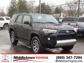 2020 Toyota 4Runner TRD Off Road Premium 4WD