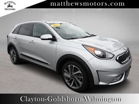 2017 KIA Niro Touring w/ Nav & Sunroof