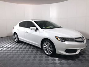 2017 Acura ILX w/AcuraWatch Plus