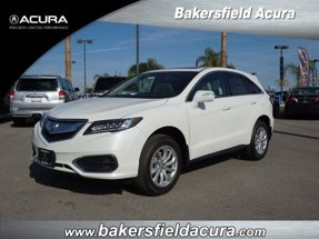 2017 Acura RDX w/Technology/AcuraWatch Plus Pkg