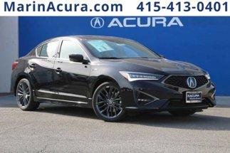 2020 Acura ILX Sedan w/Premium/A-Spec Pkg