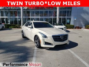 2014 Cadillac CTS Vsport RWD