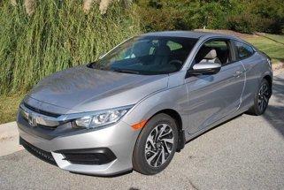 2016 Honda Civic Coupe LX
