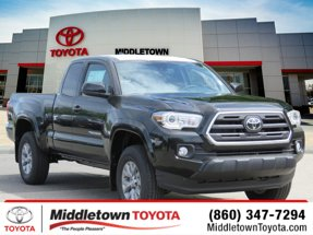 2019 Toyota Tacoma SR5 Access Cab 6' Bed V6 AT