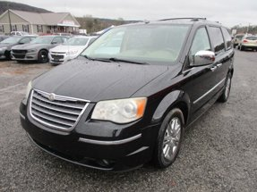 2008 Chrysler Town amp Country Limited