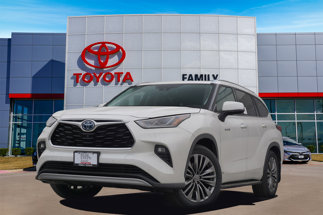 2020 Toyota Highlander Hybrid LTD