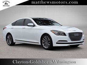 2016 Hyundai Genesis 3.8L w/ Tech Package