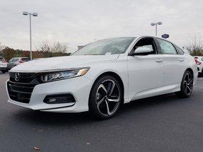 2018 Honda Accord Sedan Sport 2.0T