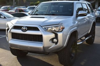 2014 Toyota 4Runner Trail Premium Sport Utility 4D