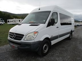 2010 Mercedes-Benz Sprinter Cargo Vans High Roof