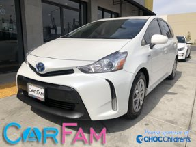 2016 Toyota Prius V Technology Package