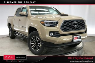 2020 Toyota Tacoma TRDSport