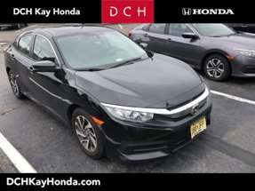 2017 Honda Civic Sedan EX