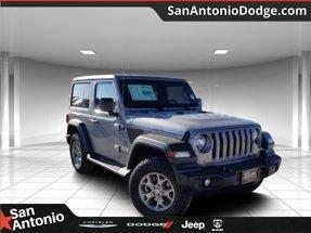 2020 Jeep Wrangler Freedom