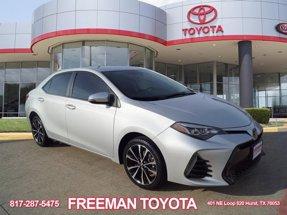 2017 Toyota Corolla L