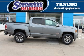 2020 GMC Canyon 4WD All Terrain w/Leather