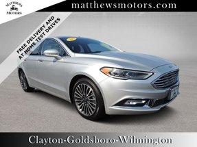 2017 Ford Fusion SE AWD w/ Nav