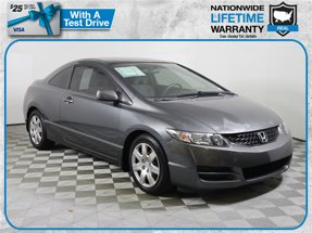 2010 Honda Civic Coupe LX
