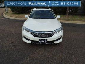 2017 Honda Accord Hybrid Touring