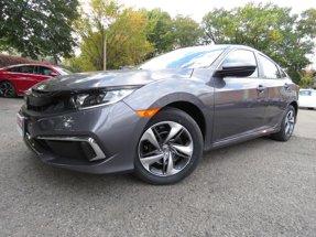 2020 Honda Civic Coupe LX CVT