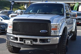 2010 Ford Super Duty F-350 SRW Lariat Pickup 4D 6 3/4 ft