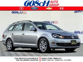 2014 Volkswagen Jetta SportWagen TDI w/Sunroof & Nav