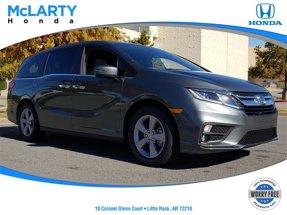 2020 Honda Odyssey EX-L w/Navi/RES w/Navigation and Rear Entertainment System