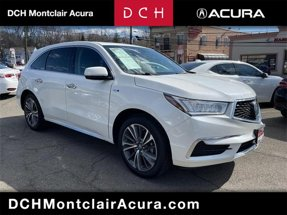 2019 Acura MDX Sport Hybrid with Technology Pkg