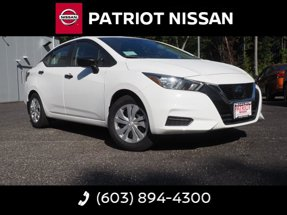 Nissan Dealers In Nh >> 2020 Nissan Versa S