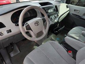 2012 Toyota Sienna 7 Passenger
