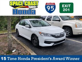 2016 Honda Accord Sedan LX