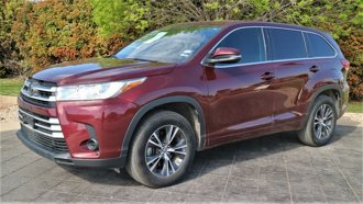 Used 2017 Toyota Highlander in Abilene, TX