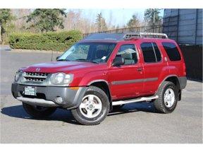 2004 Nissan Xterra SE Sport Utility 4D