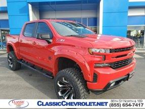 2020 Chevrolet Silverado1500 RST
