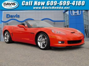 2012 Chevrolet Corvette Z16 Grand Sport w/3LT