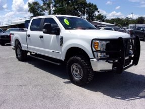 2017 Ford Super Duty F-250 SRW XL 4WD Crew 8'