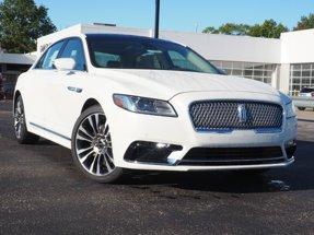 2020 Lincoln Continental Standard