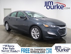 2019 Chevrolet Malibu 4dr Sdn LT with 1LT