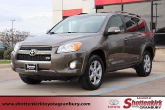 2011 Toyota RAV4 FWD 4dr V6 5-Spd AT Ltd