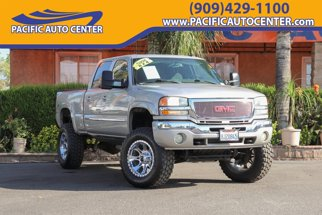 2006 GMC Sierra 2500HD SLE1