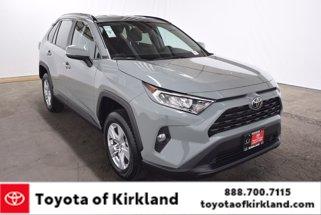 2020 Toyota RAV4 XLE