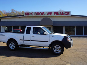 2002 Nissan Frontier 2WD SE