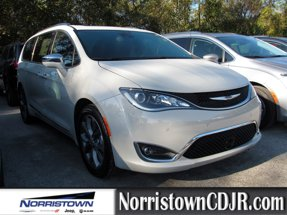 2019 Chrysler Pacifica Limited 35th Anniversary