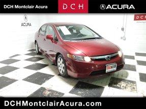 2008 Honda Civic Sedan LX