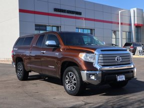 2014 Toyota Tundra Limited 5.7L V8 with FFV